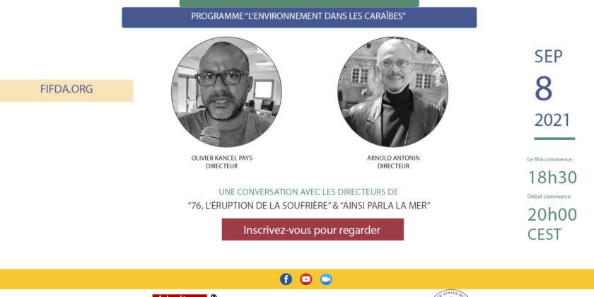 Débat à 14h heure Guadeloupe